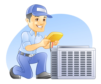 how to tell if your house has an ac unit
